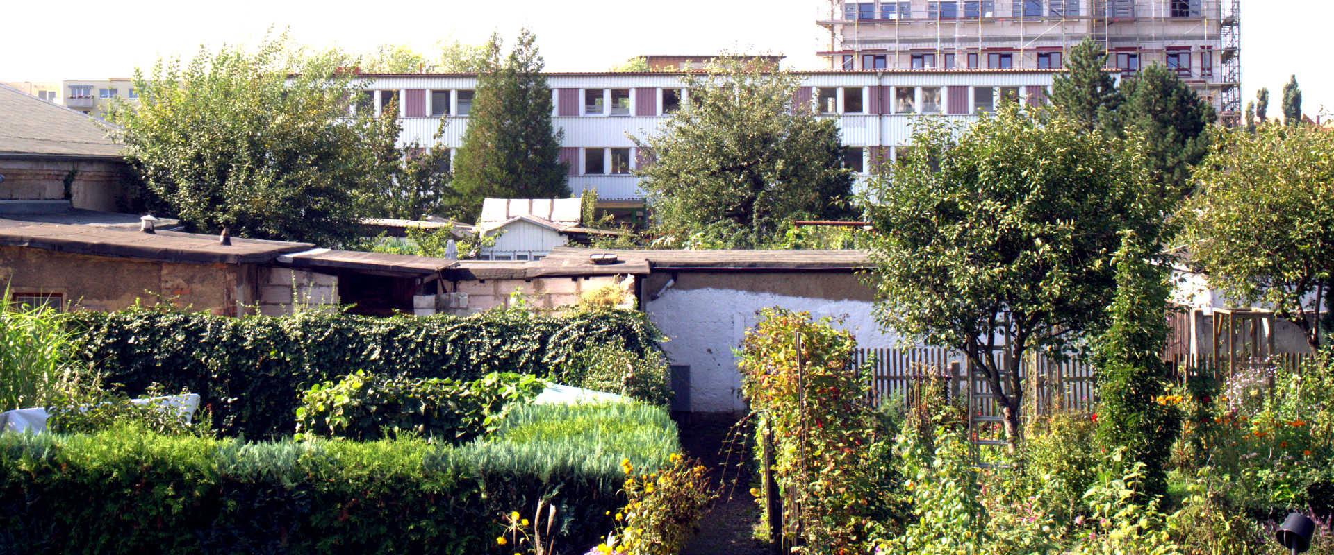 Ein Wohn- und Kulturprojekt in Leipzig - Lindenau